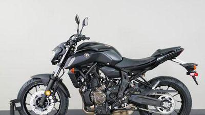 'Soi' Yamaha MT-07 2019: Công suất 73,8 mã lực, giá hơn 176 triệu