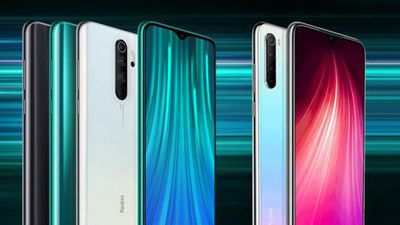 So sánh Xiaomi Redmi Note 8 và Redmi Note 8 Pro