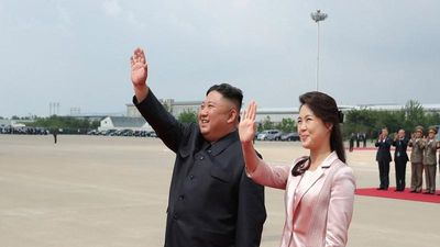 Bí ẩn Đệ nhất phu nhân Triều Tiên vắng bóng suốt 4 tháng