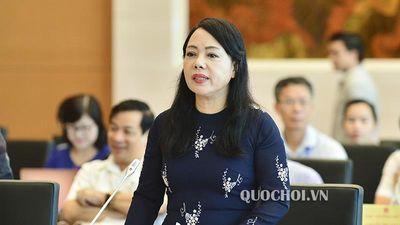 Bà Nguyễn Thị Kim Tiến gửi 'tâm tư' gì tới tân Bộ trưởng Bộ Y tế?