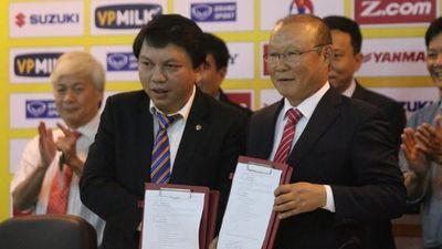 Hợp đồng mới của HLV Park Hang-seo dự kiến được ký sau trận đấu với Thái Lan