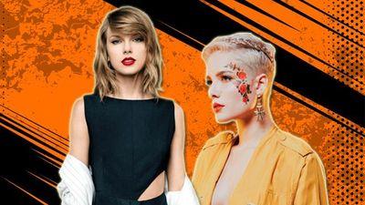 Halsey: '18 bài album mới của Taylor Swift tôi dùng để nghe… khi tắm'
