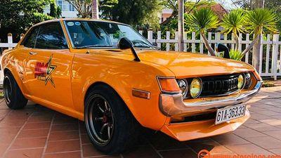 Cận cảnh Toyota Celica Ta22 1972 hàng hiếm tại Việt Nam