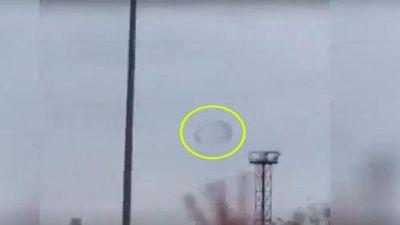 'Cánh cổng' của người ngoài hành tinh bất ngờ xuất hiện trên bầu trời Nga