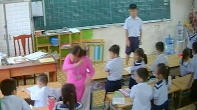 Cô giáo đánh học sinh ở TP.HCM làm đơn cứu xét gửi Bộ trưởng GD&ĐT