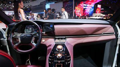 Xe tương lai của Mitsubishi tại VMS 2019