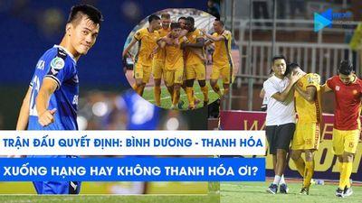 Nhận định Bình Dương vs Thanh Hóa: Vòng 26 V-League 2019