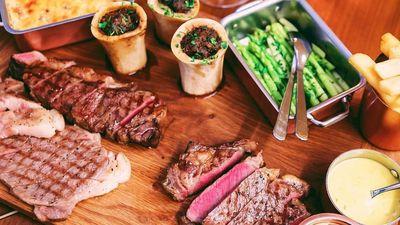 Thỏa mãn đam mê bít tết tại 4 nhà hàng hạng sang ở Hà Nội