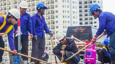 Đà Nẵng sửa mặt cầu Thuận Phước bằng công nghệ mới