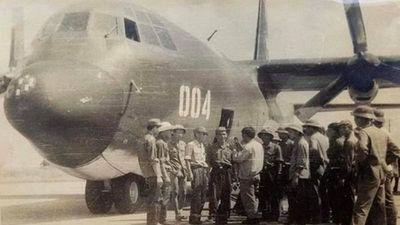 Ảnh hiếm dàn 'ngựa thồ' C-130 chiến lợi của Việt Nam sau đánh Mỹ