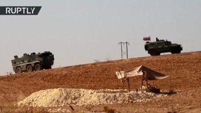Quân cảnh Nga tới Manbij và Kobani sau thỏa thuận với Thổ Nhĩ Kỳ