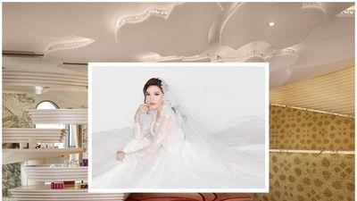 Đột nhập khách sạn 6 sao phòng 350 triệu/đêm - nơi tổ chức tiệc cưới của Bảo Thy