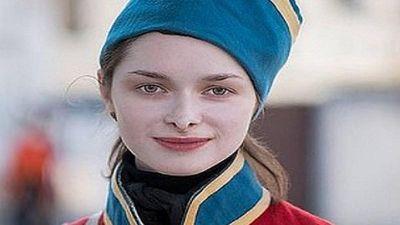 Nhan sắc xinh đẹp của cô gái Nga vừa bị giáo sư già giết hại, phân xác