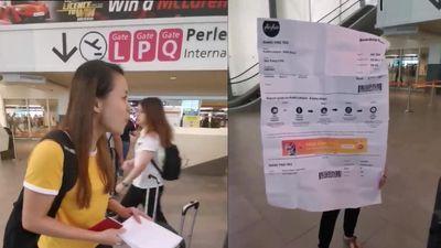 Đến quỳ với bạn thân nhà người ta: Nhờ in vé máy bay mà in hẳn size A0 to như tờ báo tường cho cẩn thận
