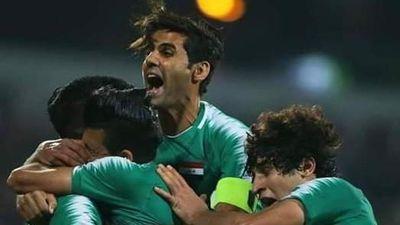 Iraq hạ Iran 2-1 nhờ bàn thắng phút bù giờ