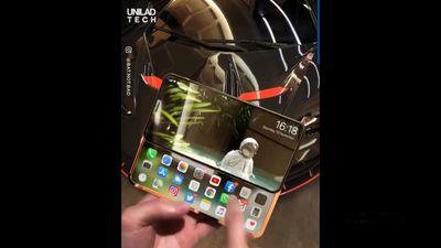 iPhone màn hình trượt sẽ xuất hiện trong tương lai gần?