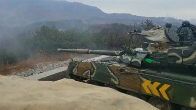 Thừa nhận của lính Mỹ khi được lái thử T-80U
