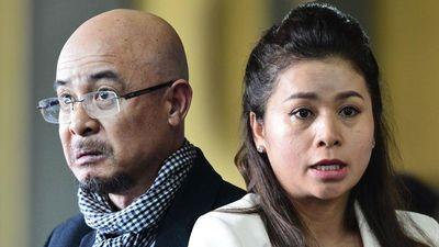 Xử kín hay công khai vụ ly hôn vợ chồng 'vua cà phê' Trung Nguyên?