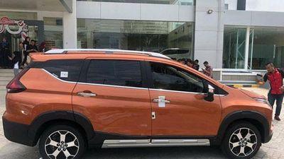 Tận mục Mitsubishi Xpander Cross, giá hơn 400 triệu đồng
