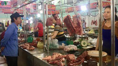 Giá thịt lợn tăng nhanh nhưng sức mua giảm