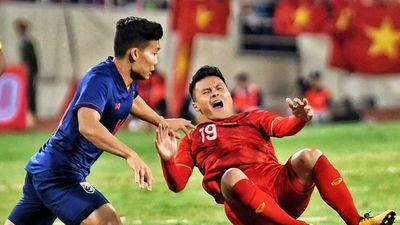 Báo Thái Lan: 'Chúng ta áp đảo Việt Nam nhưng chỉ có 1 điểm'