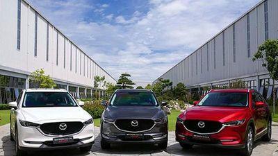 Mazda CX-5 và CX-8 lại giảm tới 50 triệu đồng tại Việt Nam