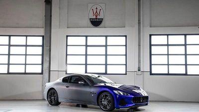 Maserati ra mắt phiên bản Maserati GranTurismo đặc biệt