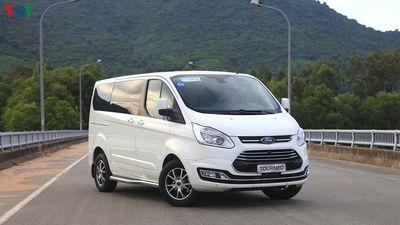 Những ưu việt nội trội của Ford Tourneo trong phân khúc MPV