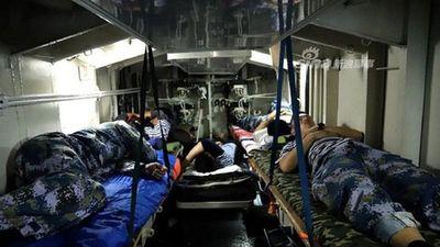 Bên trong tàu ngầm 'xương sống' tương lai của Trung Quốc có gì hay ho?