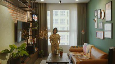 Làm nội thất chung cư như quán cà phê cho cuộc sống độc thân