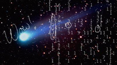 Wow - tín hiệu của người ngoài hành tinh gửi đến Trái Đất?