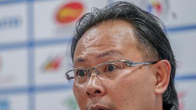 HLV Ong Kim Swee mất chức vì Malaysia bị loại từ vòng bảng SEA Games