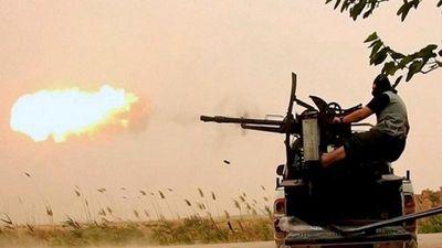 Liều mạng tấn công, khủng bố IS 'chết như ngả rạ' trên chiến trường Syria