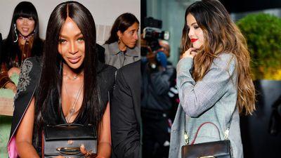 Selena Gomez và dàn sao cùng lăng xê chiếc túi giá hơn 2.000 USD
