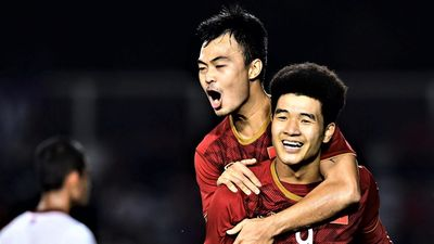 Highlights SEA Games 30: U22 Việt Nam 4-0 U22 Campuchia