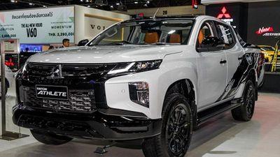Mitsubishi Triton Athlete từ 788 triệu đồng sắp về Việt Nam?
