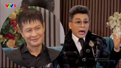 Lê Hoàng phản ứng gì khi bị Thanh Bạch chê giọng bẹt, thấp bé trên truyền hình?