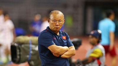 HLV Park Hang Seo: 'Việt Nam sẽ có HCV SEA Games sau 60 năm'