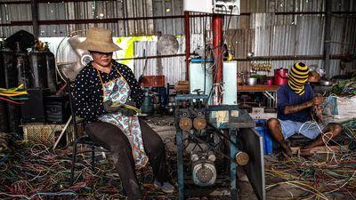 Thay TQ tái chế rác điện tử, người Thái Lan sợ chết mòn vì ô nhiễm