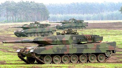 Khám phá nội thất xe tăng Leopard 2 từng mang danh 'xịn nhất Đông Nam Á'