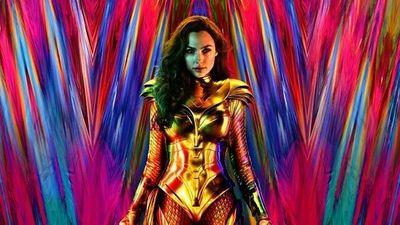 Wonder Woman 1984 tung trailer đầu tiên ngập sắc màu