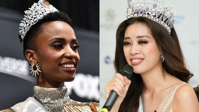 Dân mạng rộ mốt bán hoa tai may mắn giống hai tân Hoa hậu Hoàn vũ 2019