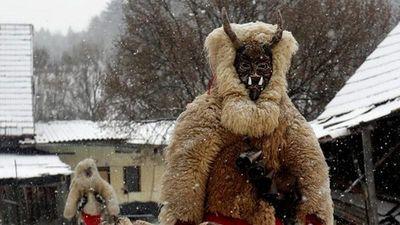 Kinh ngạc truyền thống Giáng sinh 'hù dọa' trẻ em ở Séc