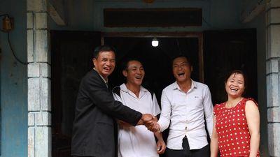 Niềm hạnh phúc của người dân Quảng Trị khi đón nước sạch về
