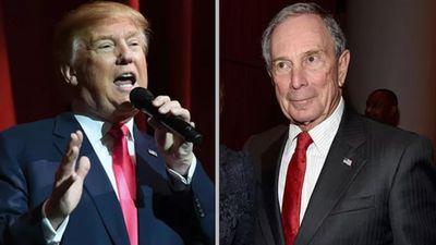 Tỷ phú Bloomberg: TT Trump sẽ 'nuốt tươi' những ứng viên tranh cử khác