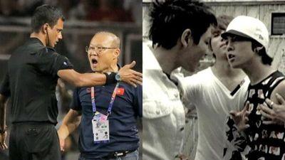Hài hước clip thầy Park giống hệt G-Dragon, cà khịa trọng tài trên nền nhạc 'Haru Haru'