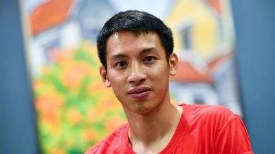 Hùng Dũng: 'Thầy Park là người đầu tiên báo tôi dự SEA Games'