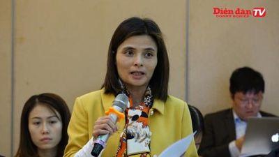 Cơ quan soạn thảo 'lúng túng' với điều kiện kinh doanh trong thanh toán không dùng tiền mặt