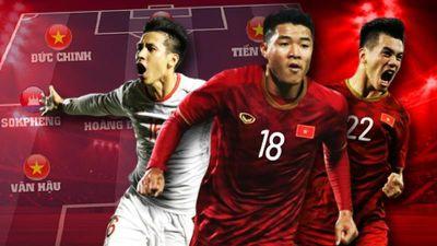 Đội hình tiêu biểu SEA Game: U22 Việt Nam có mấy suất?