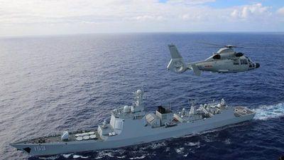 3 loại tàu chiến phòng không của Trung Quốc khiến không quân Mỹ 'đau đầu'